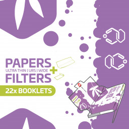 Papers + Filters 22x Pack